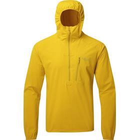 Rab Borealis Pull-on Pull-on Jacket Men sulphur